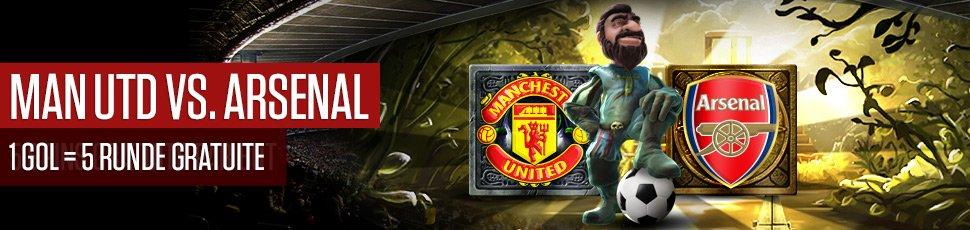 manchester united - arsenal netbet