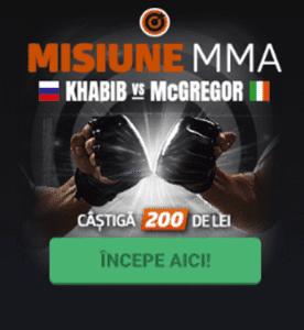 misiune mma