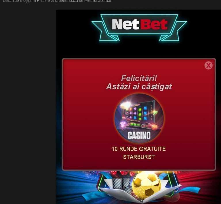 Doar astazi ai 35 de rotiri gratuite la Netbet Casino!