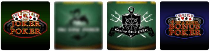 netbet video poker