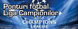 ponturi fotbal liga campionilor