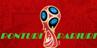ponturi pariuri cupa mondiala de fotbal 2018