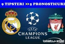 ponturi pariuri real madrid liverpool