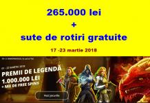 premii de legenda fortuna casino