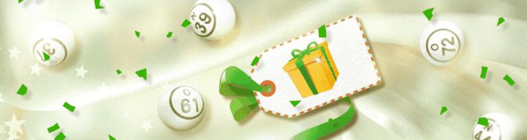 La marea extragere de la Unibet Bingo sunt oferite saptamanal 30 de premii