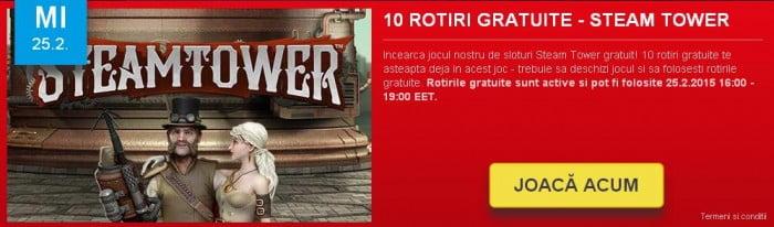 steam tower rotiri gratuite