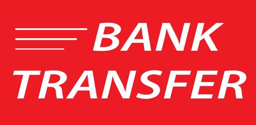 transfer bancar pariuri