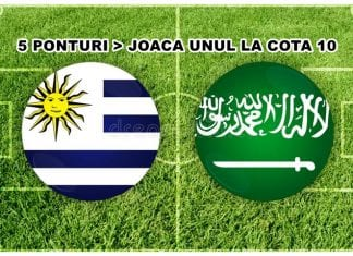 uruguay arabia saudita cota 10