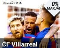 villarreal barcelona meciul zilei 08.01.2017