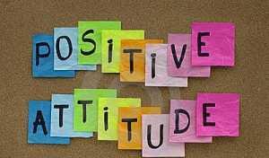 atitudine pozitivă